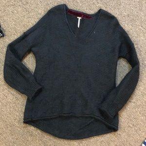 Free people loose fitting sweater